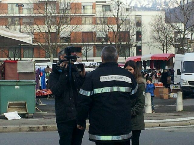 Photo 5 cfdt pompiers pats - Grille salaire police municipale ...