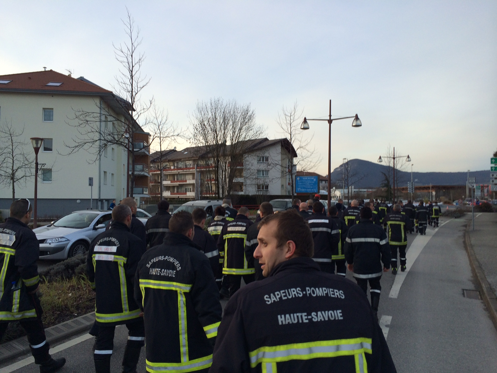 Photo 53 cfdt pompiers pats - Grille salaire police municipale ...